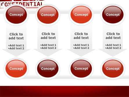 Private PowerPoint Template Slide 18