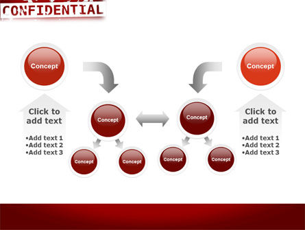 Private PowerPoint Template Slide 19