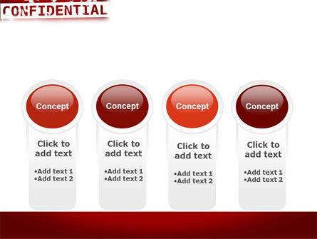 Private PowerPoint Template Slide 5