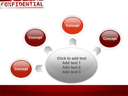 Private PowerPoint Template Slide 7
