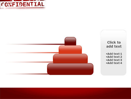 Private PowerPoint Template Slide 8