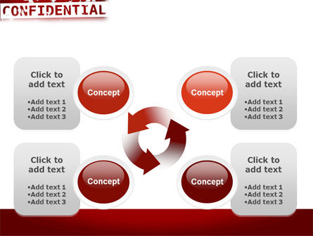 Private PowerPoint Template Slide 9