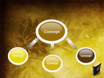 Christian Bible PowerPoint Template, Slide 4, 03936, Religious/Spiritual — PoweredTemplate.com