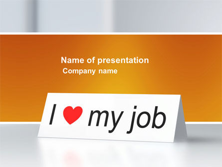 Consulting: Work Motivation PowerPoint Template #03938
