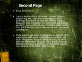 Dictionary PowerPoint Template#2