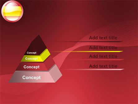 Flag of Spain PowerPoint Template Slide 12