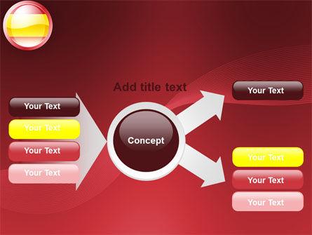 Flag of Spain PowerPoint Template Slide 14