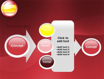 Flag of Spain PowerPoint Template Slide 17