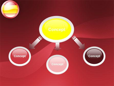 Flag of Spain PowerPoint Template Slide 4