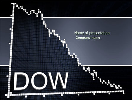 Dow Jones Index PowerPoint Template