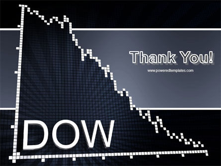 Dow Jones Index PowerPoint Template Slide 20