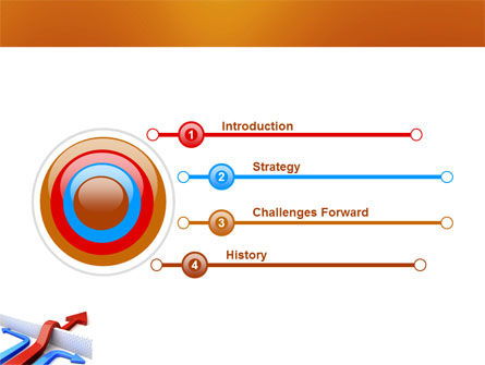 Non-standard Approach PowerPoint Template, Slide 3, 03948, Business Concepts — PoweredTemplate.com