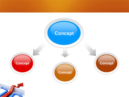 Non-standard Approach PowerPoint Template, Slide 4, 03948, Business Concepts — PoweredTemplate.com