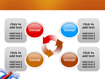 Non-standard Approach PowerPoint Template Slide 9
