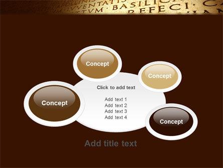 Latin PowerPoint Template Slide 16