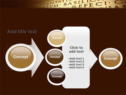 Latin PowerPoint Template Slide 17