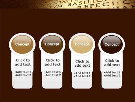 Latin PowerPoint Template Slide 5