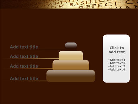 Latin PowerPoint Template Slide 8