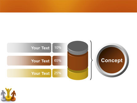 First Prize PowerPoint Template Slide 11