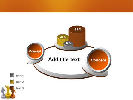 First Prize PowerPoint Template Slide 16
