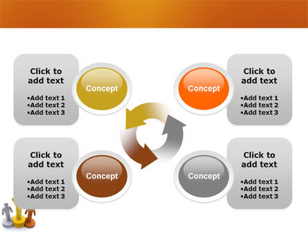 First Prize PowerPoint Template Slide 9