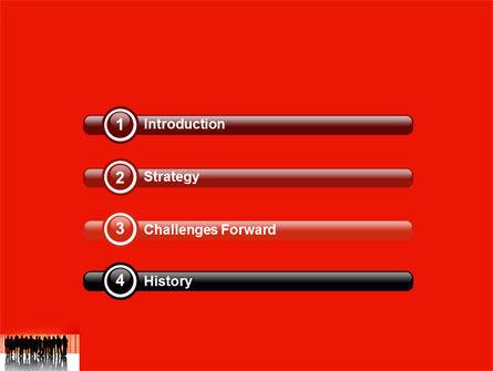Sales Management PowerPoint Template, Slide 3, 03956, People — PoweredTemplate.com
