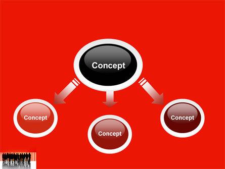 Sales Management PowerPoint Template, Slide 4, 03956, People — PoweredTemplate.com