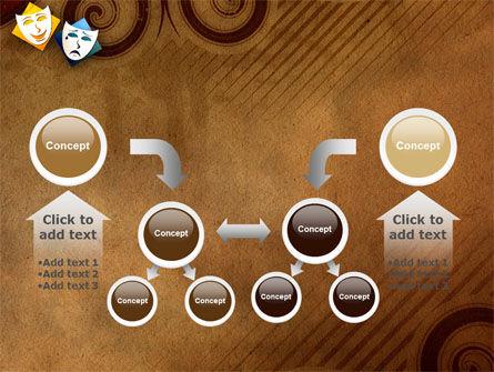 Drama PowerPoint Template Slide 19
