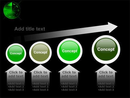 Radar PowerPoint Template Slide 13