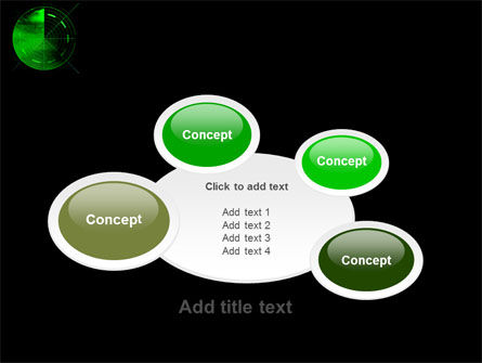 Radar PowerPoint Template Slide 16