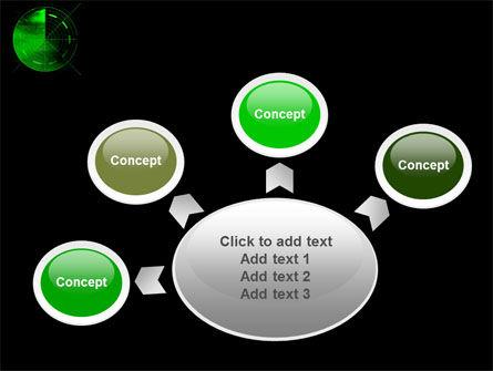 Radar PowerPoint Template Slide 7