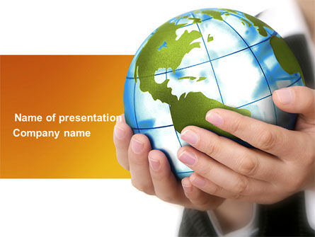 Global: World Tendencies PowerPoint Template #03964