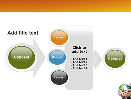 World Tendencies PowerPoint Template Slide 17