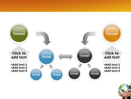 World Tendencies PowerPoint Template Slide 19