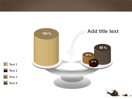Snails On The Way PowerPoint Template Slide 10