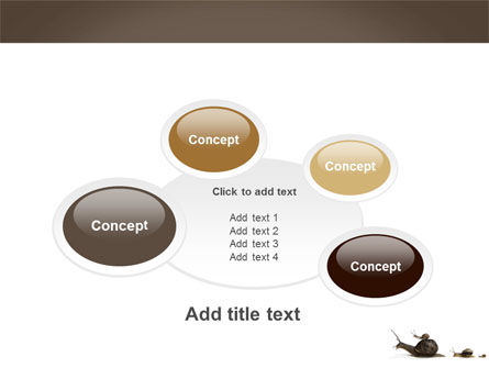 Snails On The Way PowerPoint Template Slide 16
