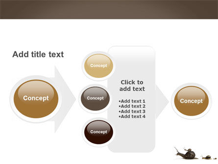 Snails On The Way PowerPoint Template Slide 17