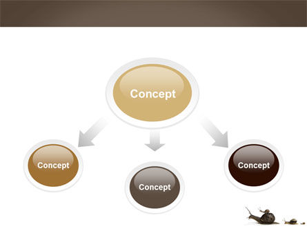 Snails On The Way PowerPoint Template Slide 4