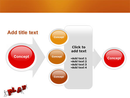 Plan PowerPoint Template Slide 17