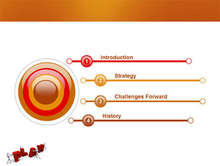 Plan PowerPoint Template Slide 3