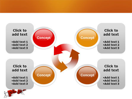 Plan PowerPoint Template Slide 9