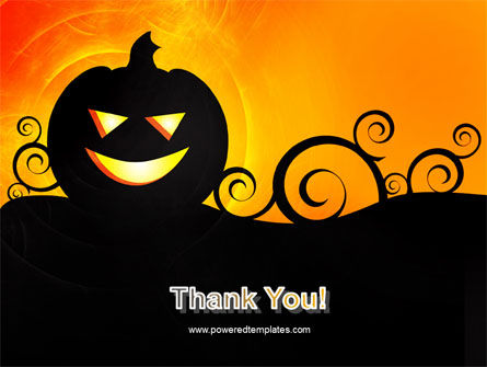Halloween is Near PowerPoint Template Slide 20