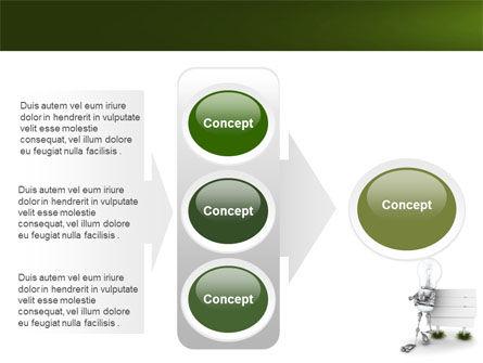 Idea Board PowerPoint Template Slide 11