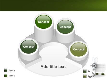 Idea Board PowerPoint Template Slide 12