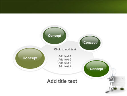 Idea Board PowerPoint Template Slide 16
