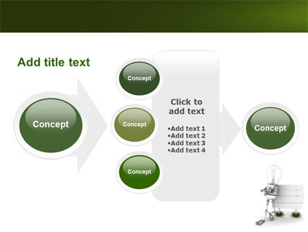 Idea Board PowerPoint Template Slide 17