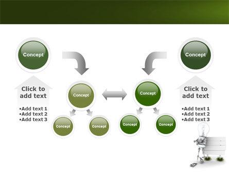 Idea Board PowerPoint Template Slide 19