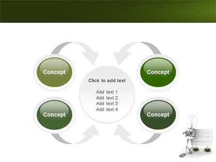 Idea Board PowerPoint Template Slide 6