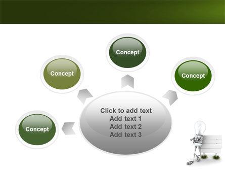 Idea Board PowerPoint Template Slide 7