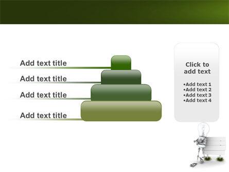 Idea Board PowerPoint Template Slide 8